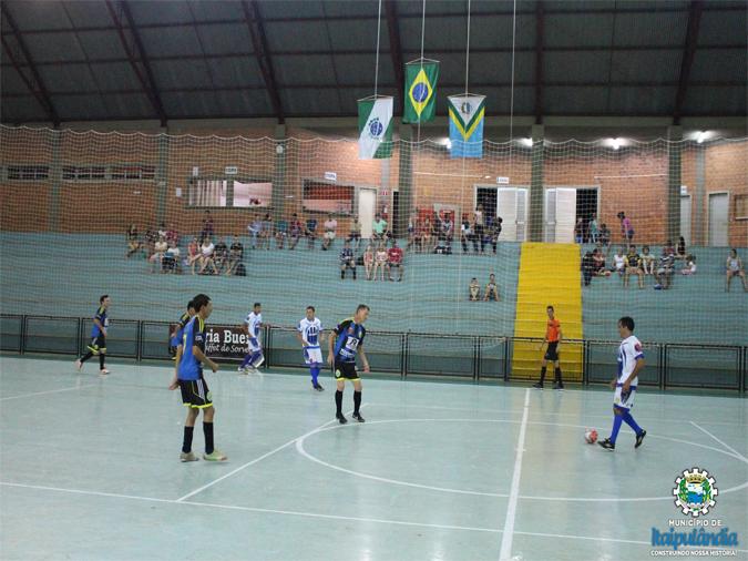 164404763917b Itaipulândia  confira os resultados do Campeonato Municipal de Futsal 2018