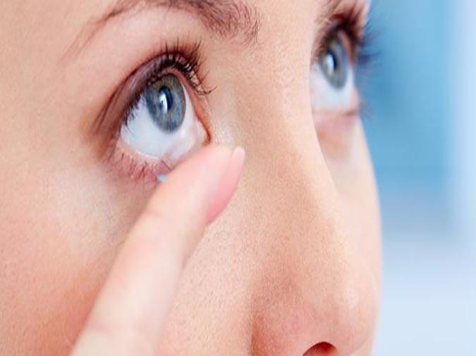 dd2f711e3e9b7 Já imaginou ter lentes de contato que funcionam como óculos de sol